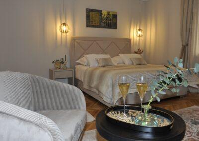 Dalmatinske Retičele room in Split Croatia